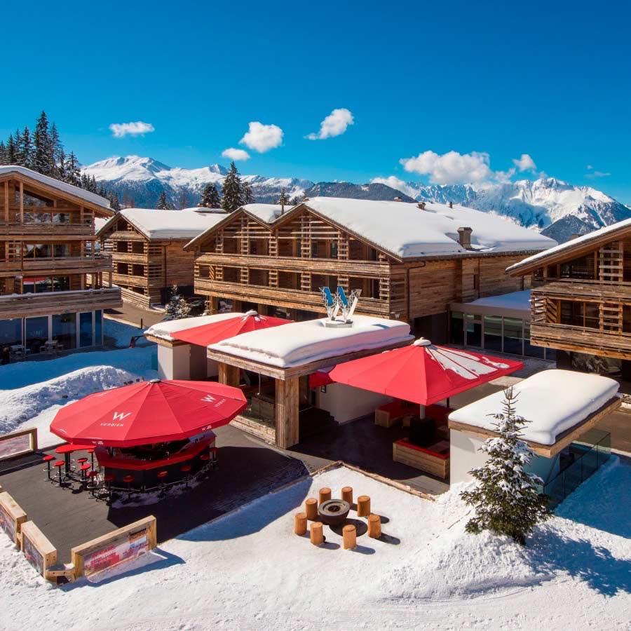 W Verbier Luxury Resort