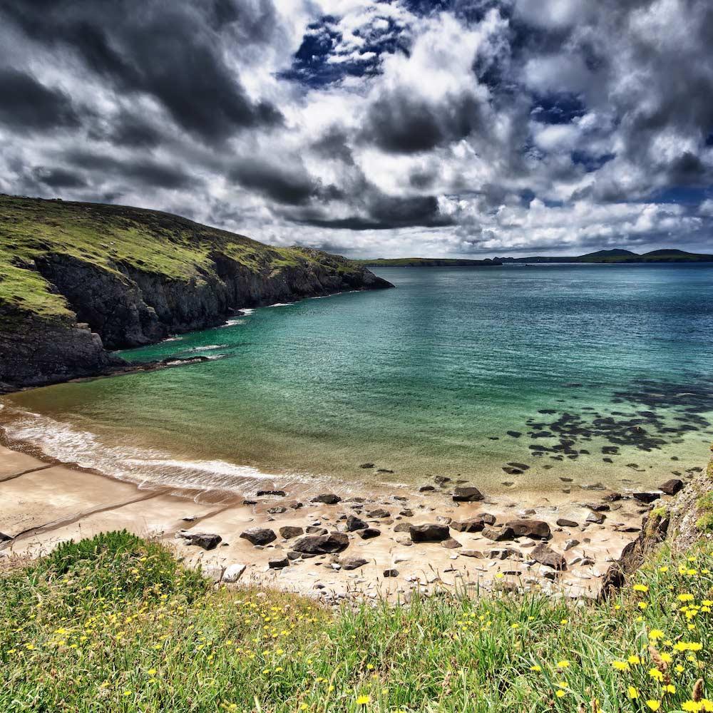 Porthmelgan Beach