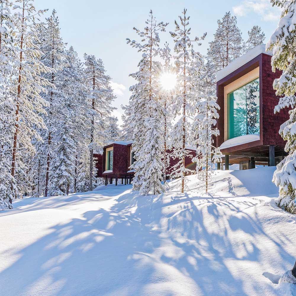 Arctic Treehouse Hotel, Rovaniemi