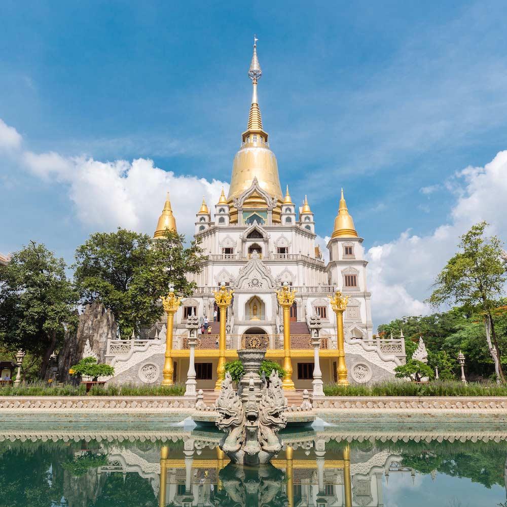 Buu Long Temple, Ho Chi Minh City