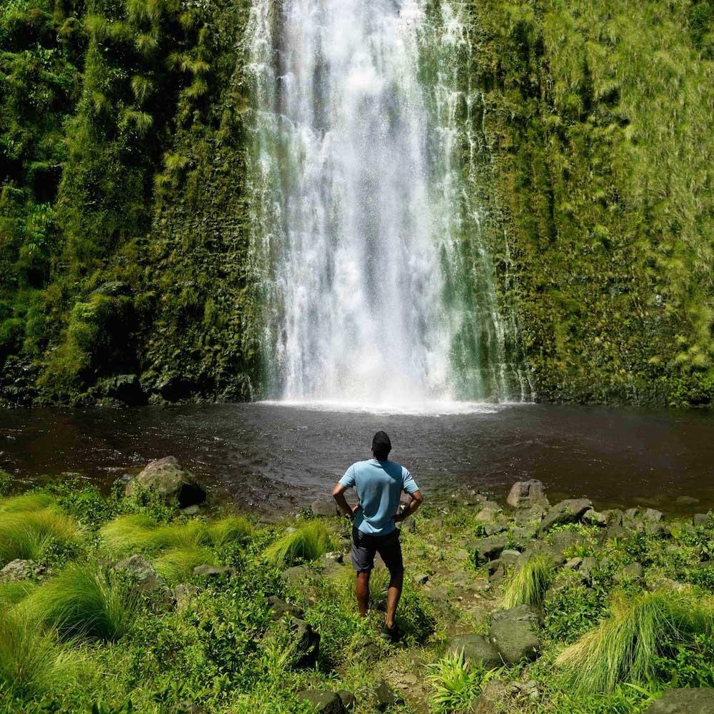 Kohala Waterfalls, Hawaii