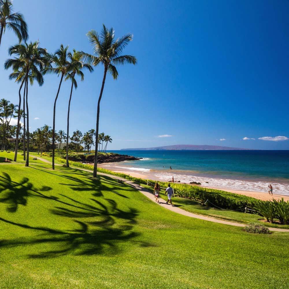 South Maui Beaches