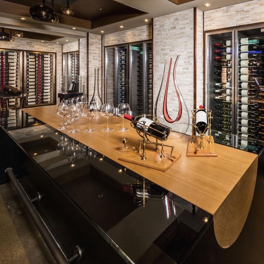 Genting Dream | Penfolds Wine Vault