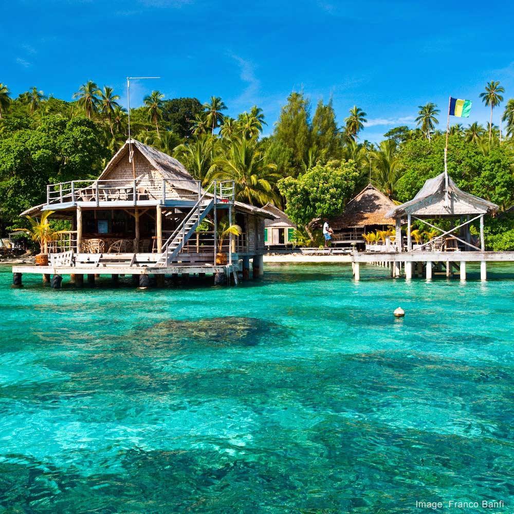 Sanbis Resort, Gizo Island