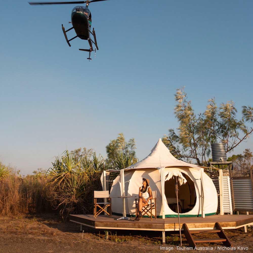 Top End Safari Camp, NT