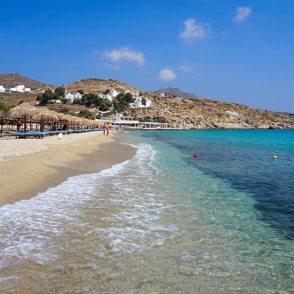 Kalafatis Beach, Mykonos
