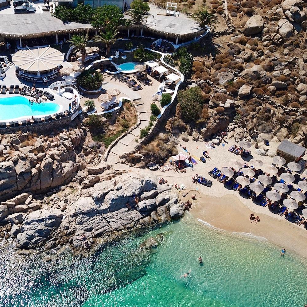 Super Paradise Beach Club, Mykonos