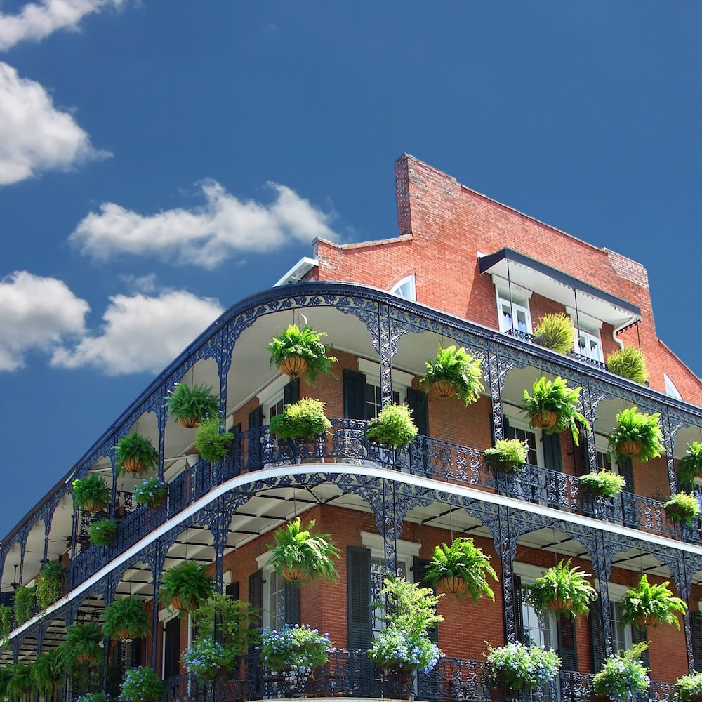 LaBranche House, New Orleans Louisiana