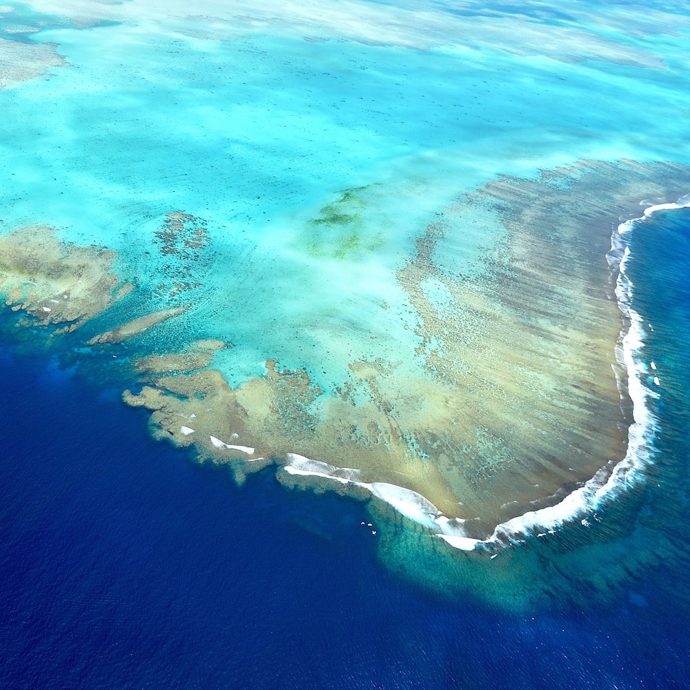 New Caledonian Barrier Reef