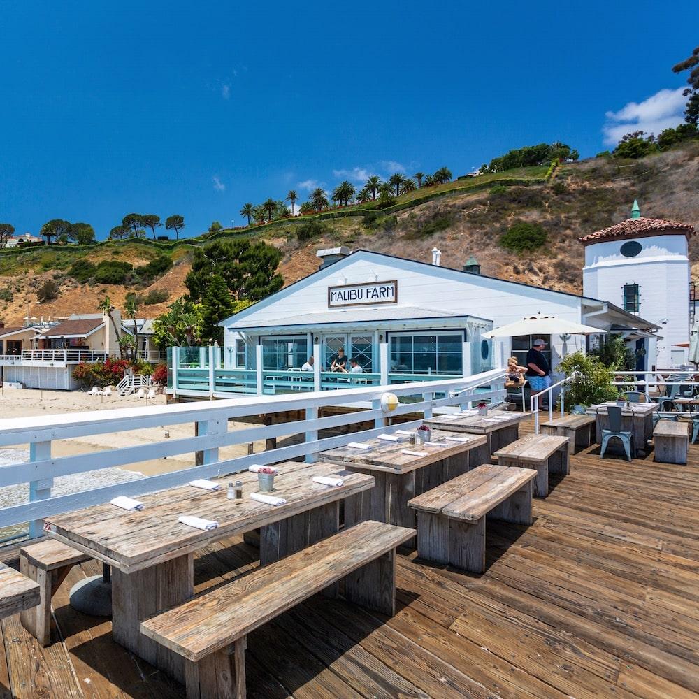 Malibu Farm Pier Cafe, California