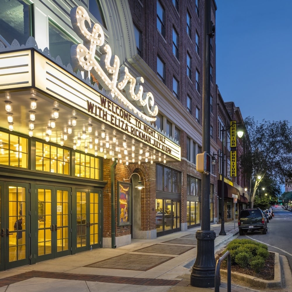 Birmingham Lyric Theatre, Alabama
