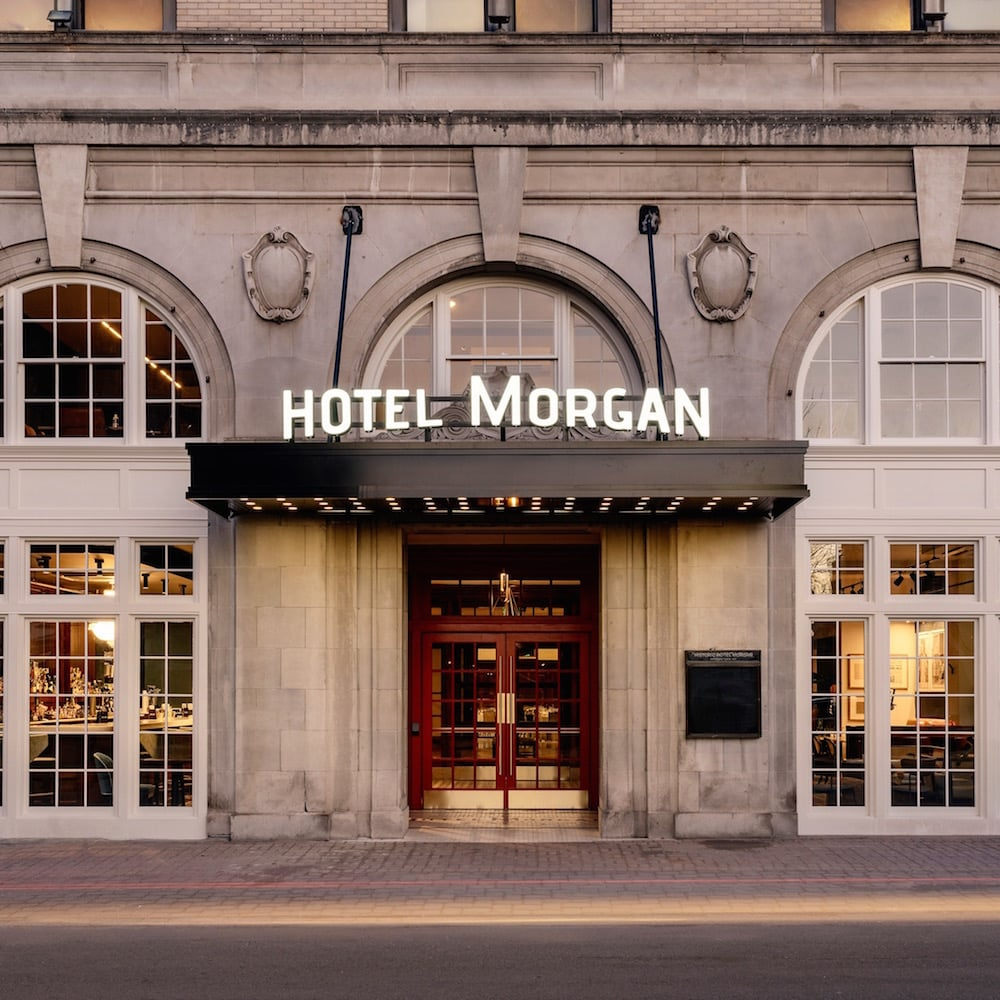 Hotel Morgan, West Virginia
