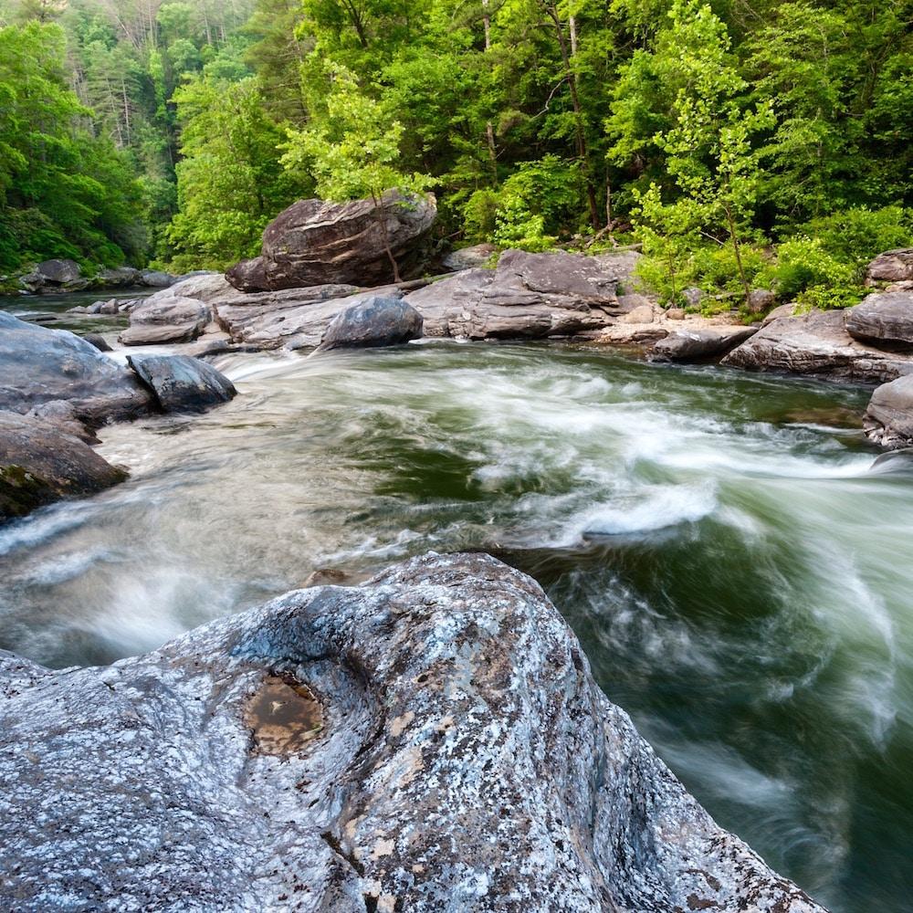 Chattooga River, South Carolina