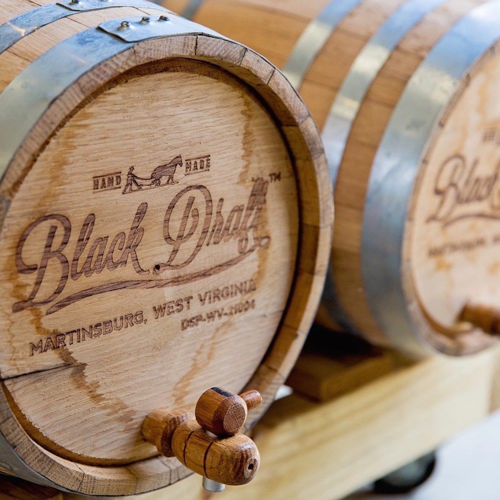 Black Draft Distillery, West Virginia