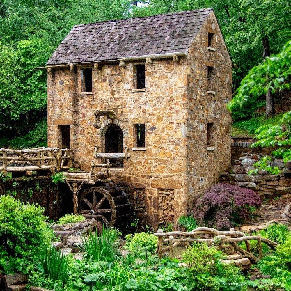 The Old Mill, Little Rock Arkansas