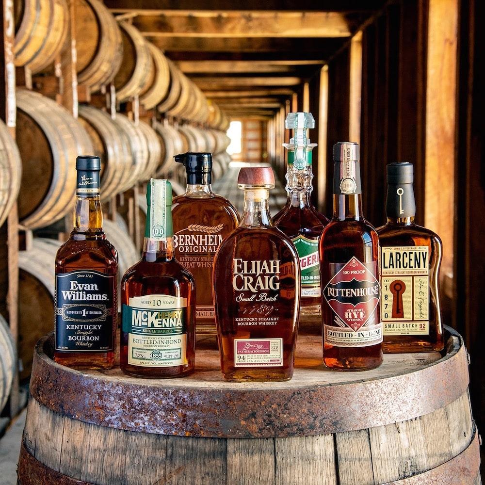 Heaven Hill Bourbon Experience, Kentucky