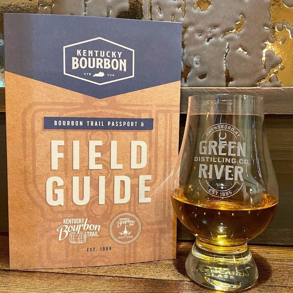 Green River Distilling Co, Kentucky