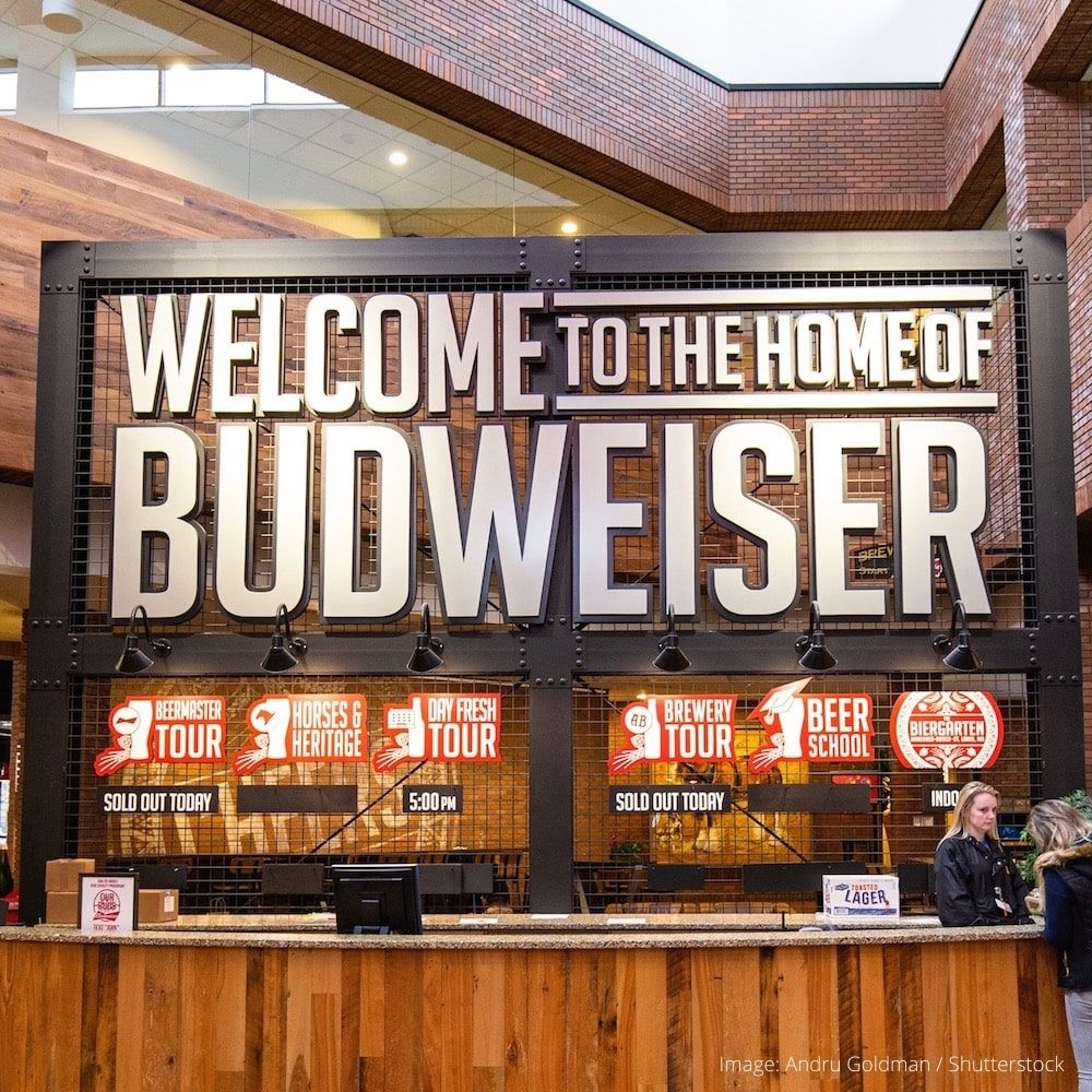 Anheuser-Busch Brewery Tour, Missouri