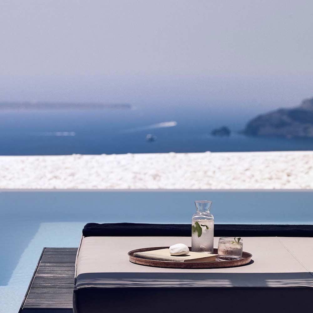 Cavo Tagoo Hotel, Santorini