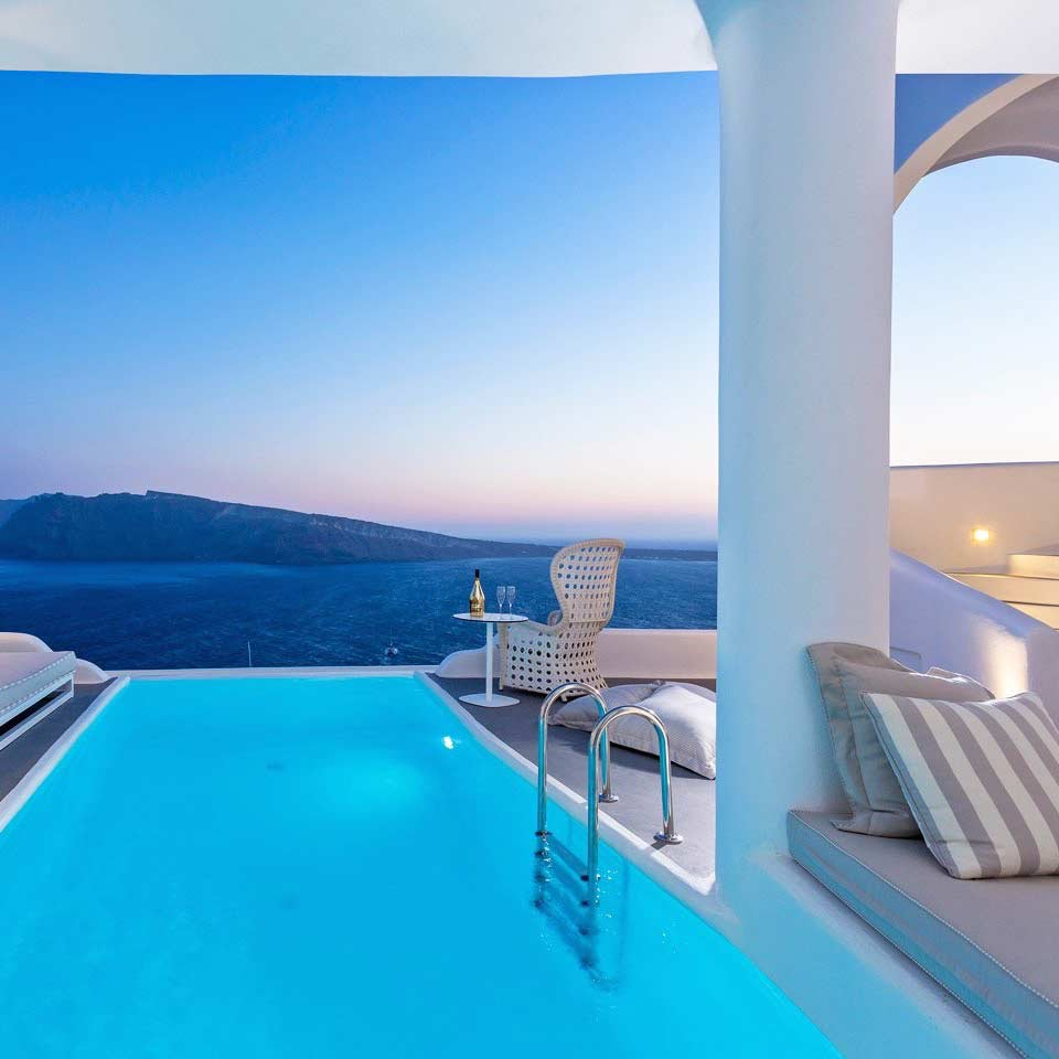 Charisma Suites, Santorini