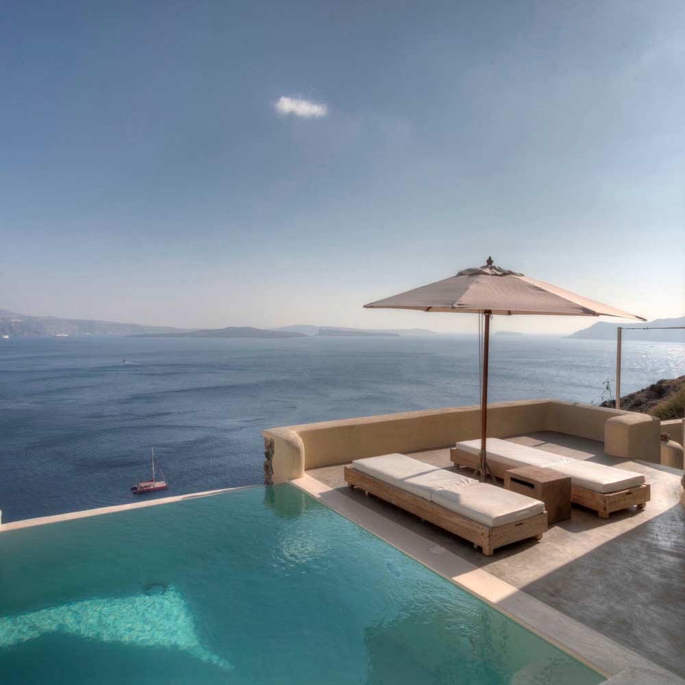 Mystique Resort, Santorini