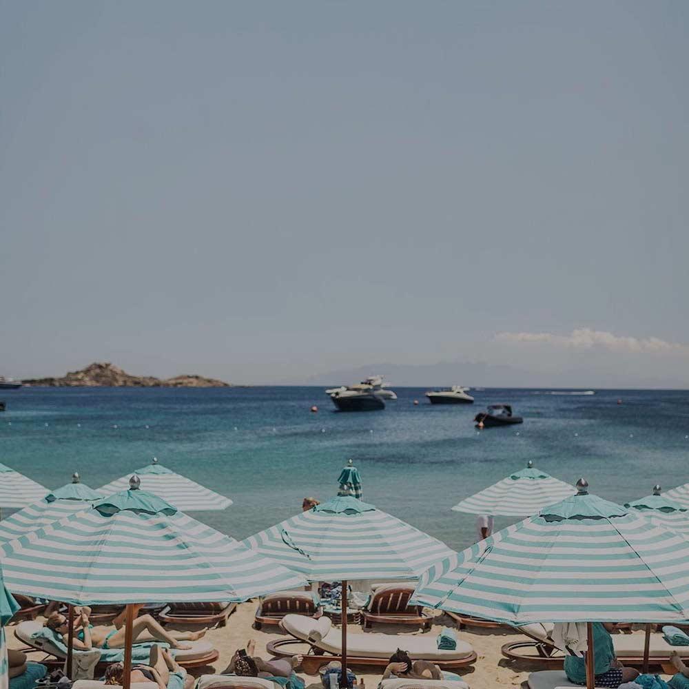 Nammos Beach Club, Mykonos