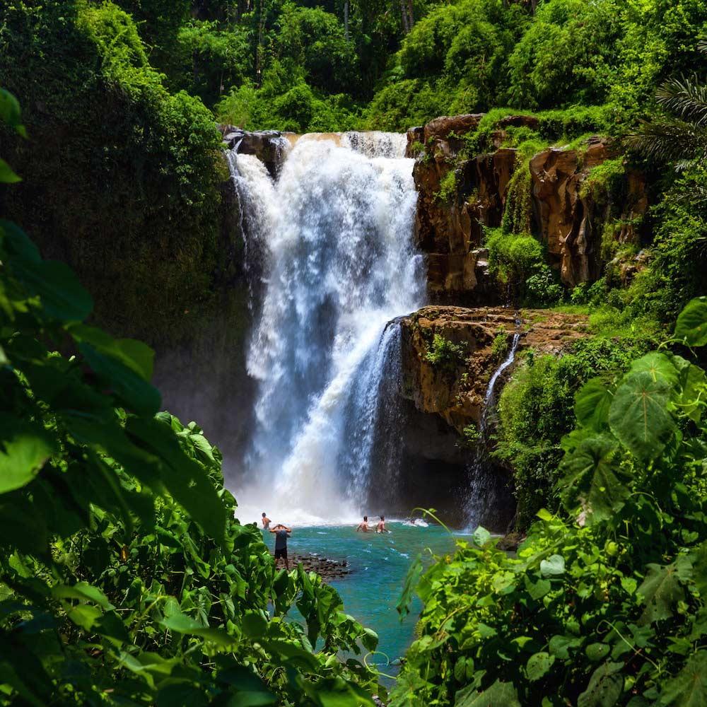 Tegenungan Waterfall, Ubud, Bali