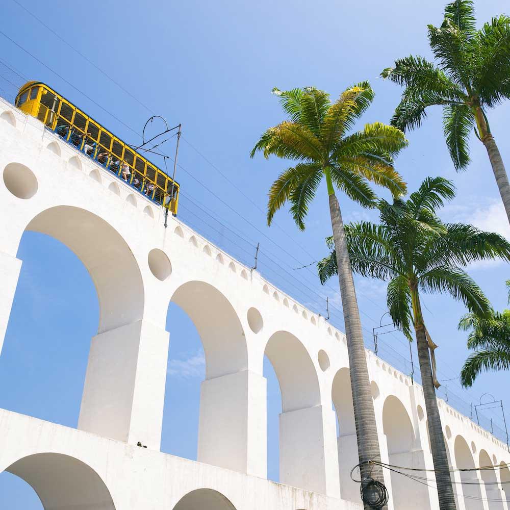 Lapa Arches, Rio de Janeiro