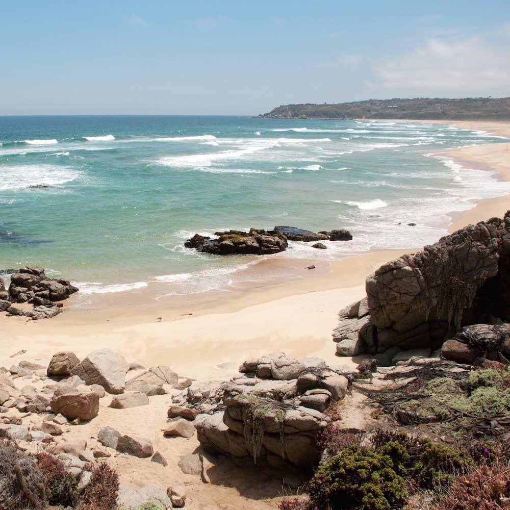 Tunquen Beach