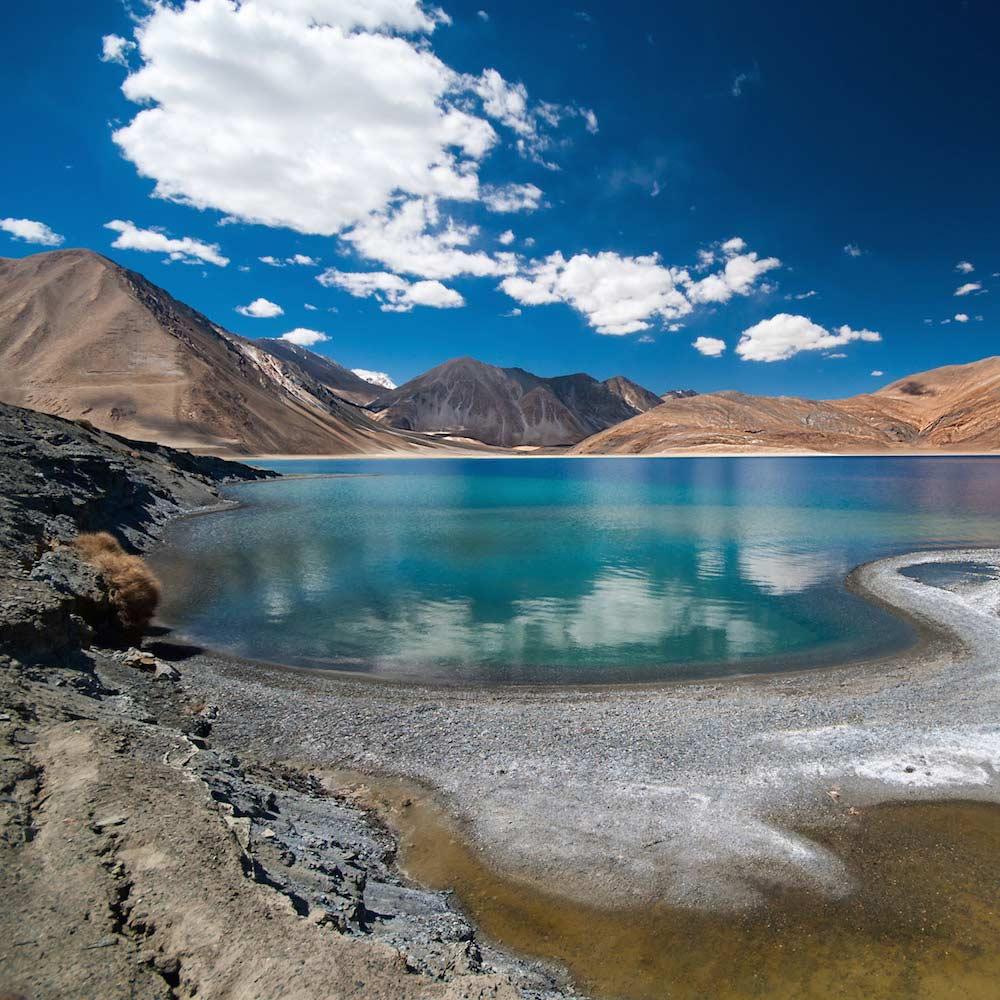 Pangong Tso, Tibet