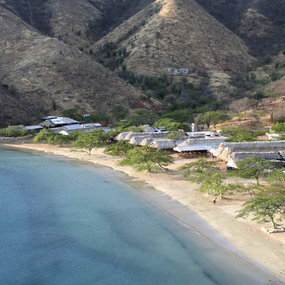 Taganga Bay