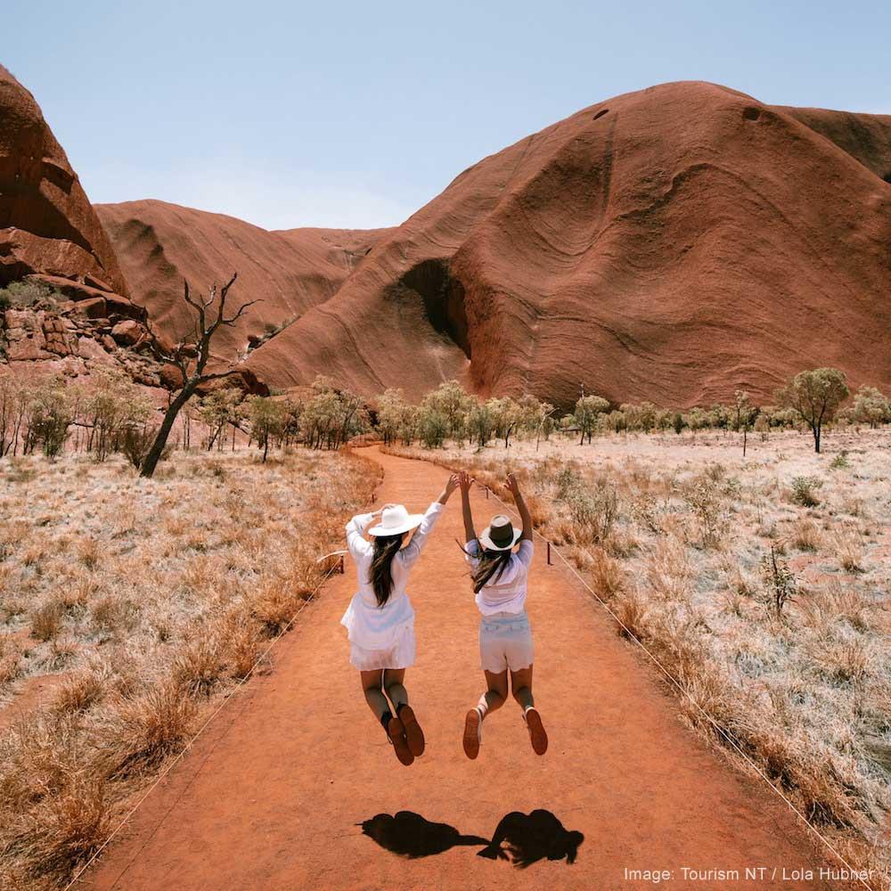Uluru (Ayers Rock), NT