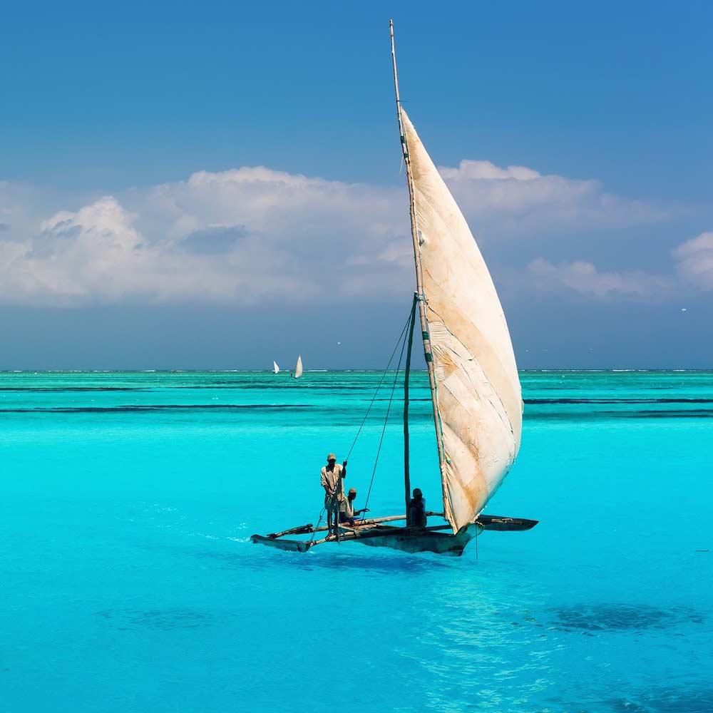 Mnemba Atoll, Zanzibar