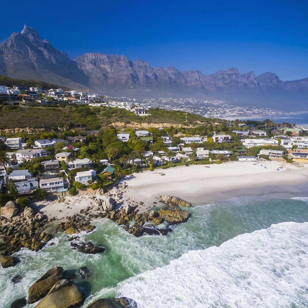 Clifton Beaches, Cape Town