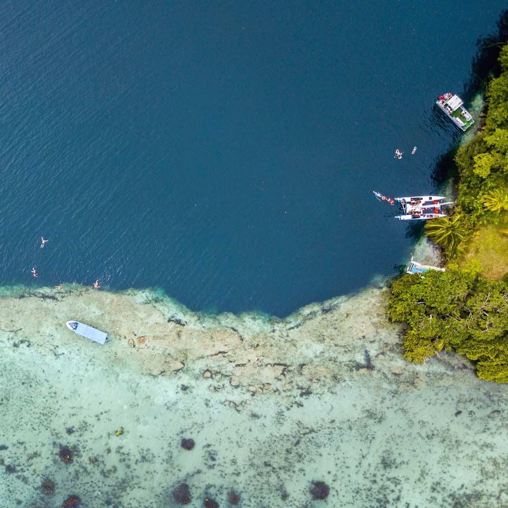 Lake Bacalar