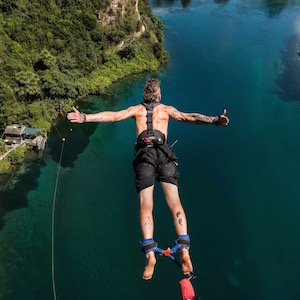 Top Destinations For The Adrenaline Junkie