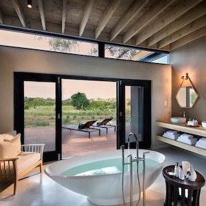 Six of the World's Most Beautiful Hotel Bathrooms